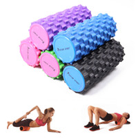 Wholesale high quality foam roller yoga block pilates relax column colors gym fitness sporting equipment for and