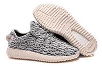 Cheap Wholesale-Hot Sale Genuine 9 Colors Yeezy Boost 350 Fashion Shoes For Mens Shoes US Size 7- 12