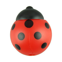 best kids toothbrush - New Bathroom Sanitary Kids Cartoon Animal Sucker Ladybug Wall Mounted Toothbrush Holder Suction Cup best deal