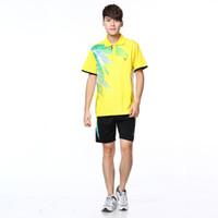 Wholesale NEW Badminton Shirts Female Badminton Clothes Badminton suit Badminton clothing