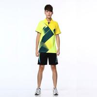 badminton china open - All England Open Badminton Championships Chinese Team sportswear Men badminton Shirts CHINA badminton clothes