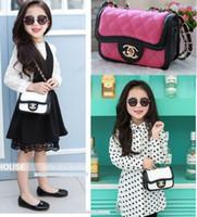 Wholesale new designers children bags for girls fashion fleece chain bags kids tote girls purse women mini bag shoulder bag