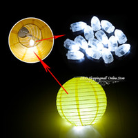Wholesale Freeshipping LED ballon light white Balloon lamp for Paper Lantern Balloon wedding party decoration