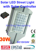 applied industrial systems - W Led Street Light DC12V V with Intelligent PMW Solar Controller Apply for solar energy street lighting system