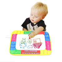 baby drawing mat - Hot Sale X19cm Baby Kid Child Water Drawing Painting Writing Mat Board amp Magic Pen Doodle Toy Gift