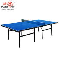 Wholesale freeshipping Piscean table tennis ball indoor folding table tennis ball table standard household
