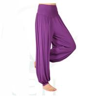 Cheap Wide Leg Cotton Yoga Pants | Free Shipping Wide Leg Cotton ...