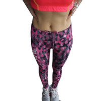 Wholesale Yoga pants women fitness compression running tights women calzas deportivas mujer female running tight pants