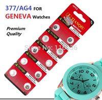 Wholesale AG4 LR66 SR66 LR626 SR626 CX86W TIANQIU Cell Button Batteries Alkaline men ladies children watches Card