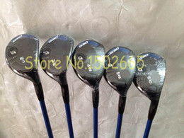 Wholesale G30 golf rescue hybrid regular flex golf clubs hybrid free headcovers