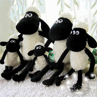 baby sheep for sale - Brinquedos Juguetes Hot Sale Shaun The Sheep Stuffed Animal Plush Toys Doll for Girls Cute Baby Kids Birthday Gift cm