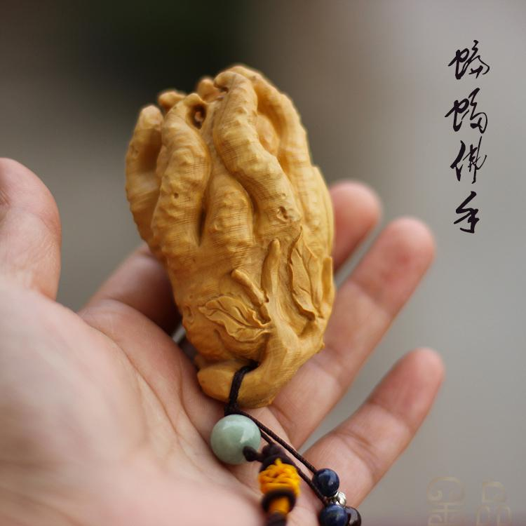 Wholesale the goods yueqing boxwood carvings carving