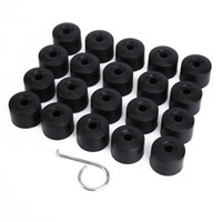 alloy wheel lock bolts - VW mm Alloy Wheel Locking Nut Caps Bolt Covers Golf Polo Passat Sharan Touran