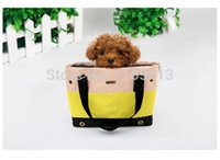 Wholesale Fashion Folding nylon pet carry bag cat bag of outgoing packets carrying case pet bag