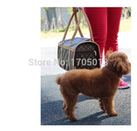 Wholesale high quality Oxford cloth pet dog shoulder bag cat bag of outgoing packets carry bags carrying case pet bag