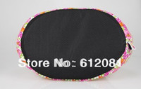 Wholesale new style pet cat puppy bed warm fleece carried bag mat kennel two styles flower