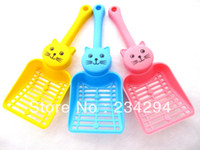 Wholesale freeshipping Demon cat sand shovel PT0088