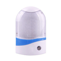 automatic lamp control - New Hot Sale Automatic Control LED Warm Sensor Energy Saving Mounted Wall Night Light Lamp FFY