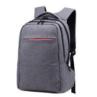 best backpack laptop - New Design Best Selling High QUality Material Dark Grey Tactical Backpack Men s Business Laptop Backpack Men Bag