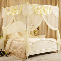 beautiful french doors - Beautiful new arrival mosquito net royal three door stainless steel French princess mosquito net