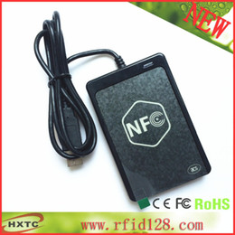 Wholesale ACR1251U A1 Contactless NFC Rfid Card Reader Writer Special Application for Mobile Phone NFC Tag Andorid System SDK Kit