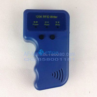 rfid reader - H I amp D Prox Card II Reader amp Writer Duplicator K RFID Copier Software No Need cards and tags included as Gift
