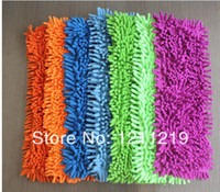 Wholesale Chenille Retractable Floor Cleaning Magic Mophead