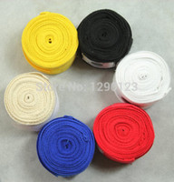 Wholesale boxing bandage width cm length M cotton bandage strap boxing gloves