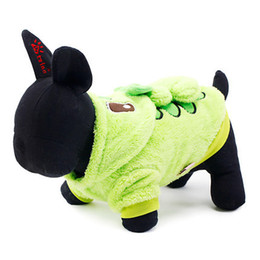 Wholesale Petcircle Anita Stitch hooded coat pet dog clothing fall and winter clothes expensive Bin Taidi Bichon