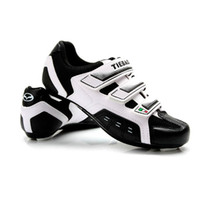 cycling shoes - Teibao Carbon Nylon fibreglass Sports Ciclismo Shoes Road Bike Cycling shoe Bicycle Riding Athletic Cycling Shoes