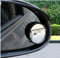Wholesale Espelho Convex Mirror Espejo Convexo Car espejos kor nokta aynasi Car Spot Mirror Wide Blind Miroir Convexe Rearview Mirror