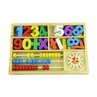 baby children market - Hot Marketing Child Educational Toys Baby Multifunctional Digital Learning Box Blocks Alarm May5