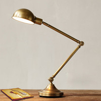 antique copper table lamps - High Quality x Antique Gold Copper Table Lamp x