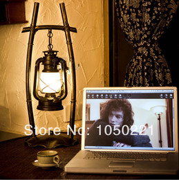 Country Style Table Lamps Bedroom Line