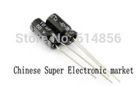 aluminum capacitors - UF V mm electrolytic capacitor