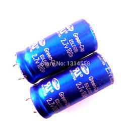 Wholesale high quality V F V100F MM Super capacitor farad capacitor