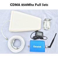 boost mobile phones - CDMA GSM UMTS Repeater Amplifier mhz Repetidor De Sinal Celular Amplificador Boost Mobile Cell Phones