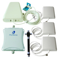 Wholesale dual band g wifi repeater gsm cellular Mhz Mhz G LTE amplifier cell phone signal booster dB