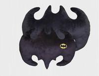 batman memory - Pieces The Dark Knight Super Hero Batman Throw Pillow Batman Cushion with Bat Logo