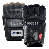Others advanced art - Train Advanced MMA Striking Gloves Boxing Grappling Gloves for Martial Arts Exercise