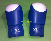 amateur boxing gloves - ounce blue Wesing professional boxing gloves for training and tournament of amateurs