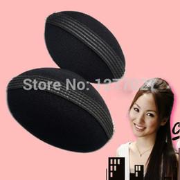 Wholesale Hair Tool Set Bump It Up Volume Velcro Base Hair Inserts Beehive Princess Design owLM