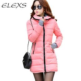 Wholesale-2015 Winter and Autumn Wear High Quality Parkas Winter Jackets Outwear Women Long Coats TSP1657