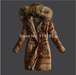 Discount Ladies Long Down Coats Sale | 2017 Ladies Long Down Coats ...