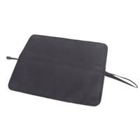 artist pencil holder - FS Hot Foldable Oxford Fabric Zipper Artist Brush Bag Case Holder Black