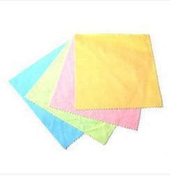 Wholesale-Colorful cotton microfiber glasses cloth reading glasses cleaning cloth eyeglasses case glasses purch 100pc lot