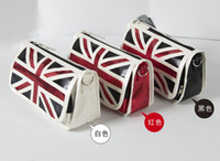 american flag stationery - LZ bags american flag trend brief vintage plaid stationery pencil case super large capacity bag student pen box