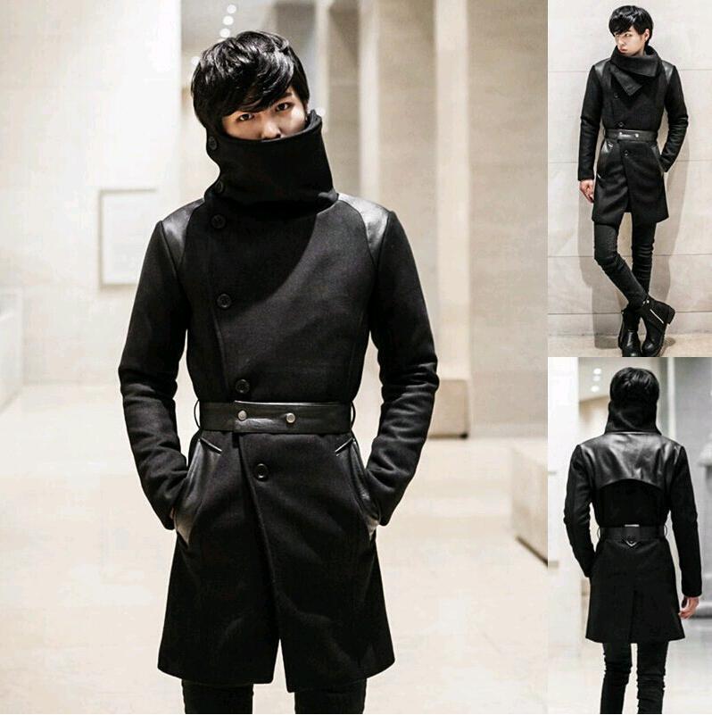 Fall-Winter Fashion 2015 Stylish Jackets And Coats Punk Mens ...