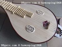 Wholesale Liuqin playing stringed instruments Qin also known as willow Pipa
