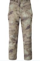 Wholesale Fleece Military Hiking Hunting Toursers Mens Lurker Shark Skin Soft Shell TAD V Waterproof Pants